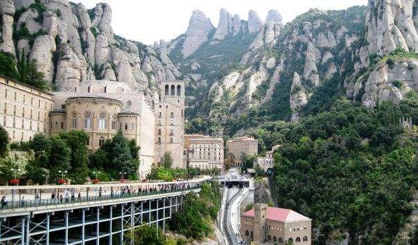 Монастир Монтсеррат