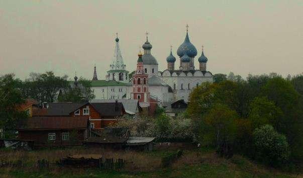 Суздальський кремль