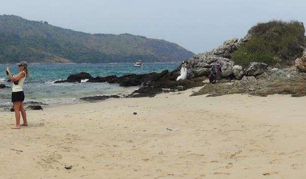 Пляж Най Харні