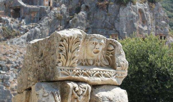Лікійські гробниці в Дальяне