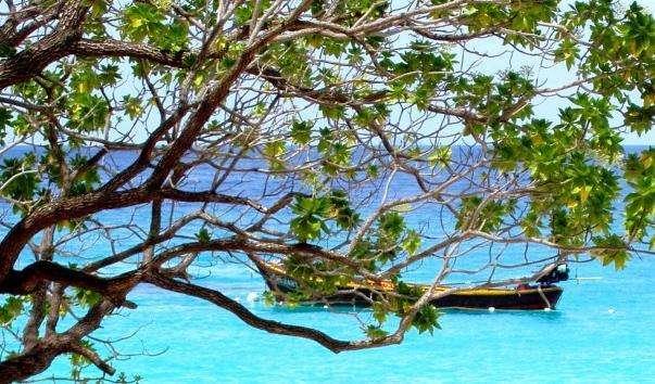 Пляж Сурін