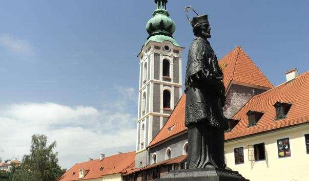 Історичний центр Чеського Крумлова