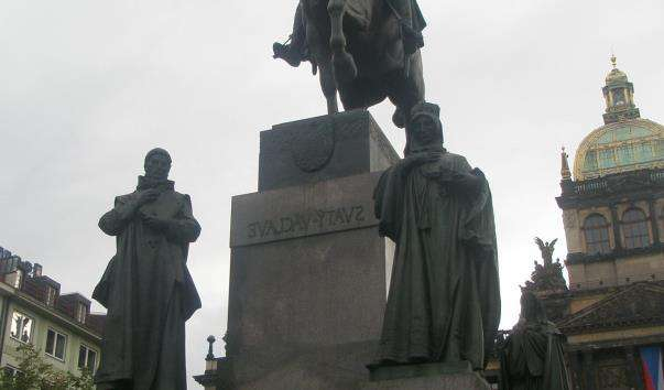 Статуя Святого Вацлава