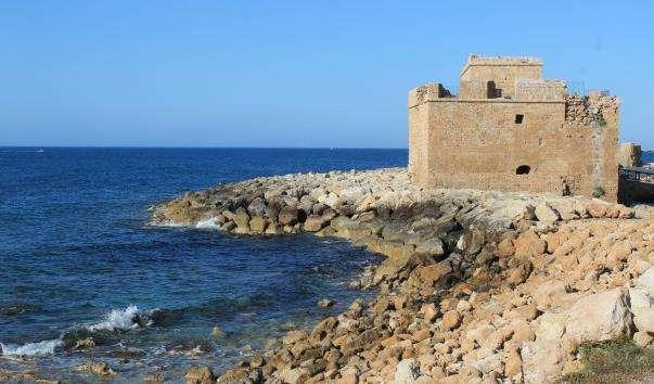 Фортеця міста Пафос