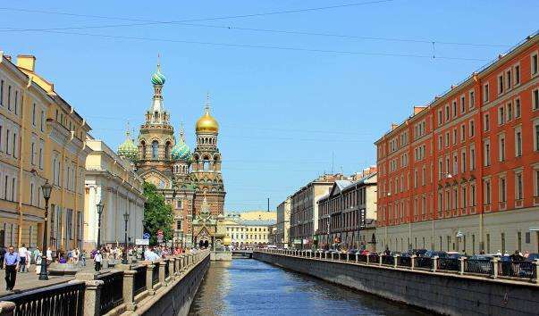 Набережна каналу Грибоєдова
