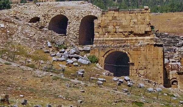 Античний театр в Гієраполі