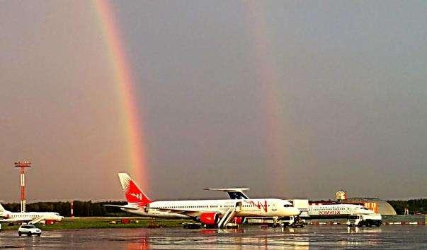 Аеропорт Домодєдово