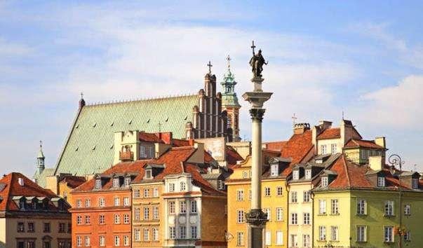 Замкова площа у Варшаві