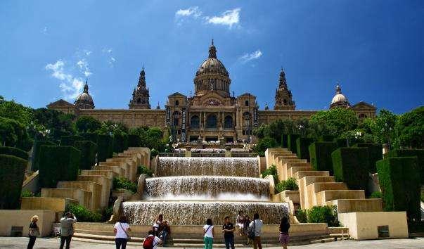 Національний палац і музей мистецтв Каталонії