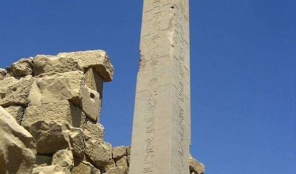 Обеліски фараонів