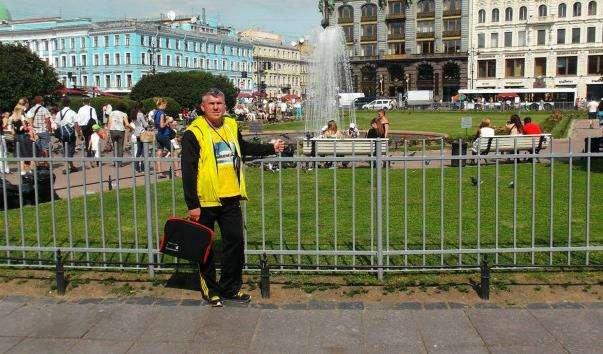 Казанська площа в Санкт-Петербурзі