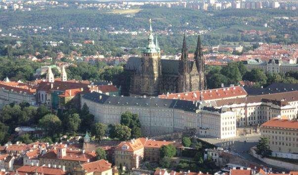 Історичний район Градчани