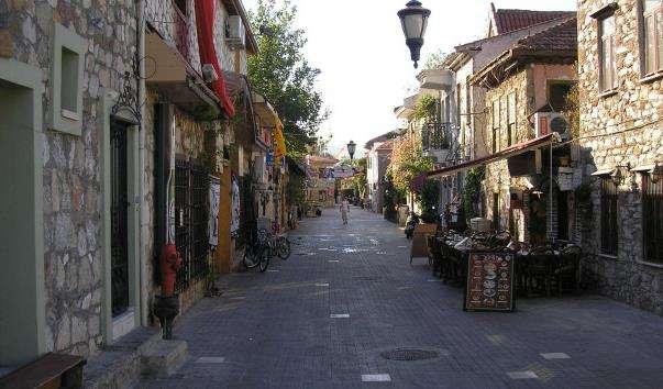 Вулиця барів