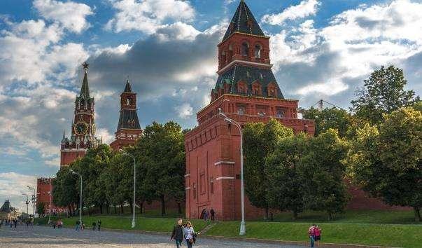 Благовіщенська вежа Московського Кремля
