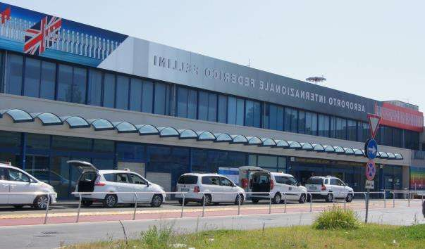 Аеропорт Ріміні Федеріко Фелліні