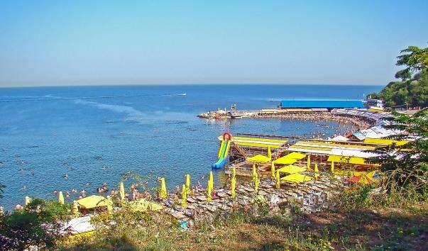 Пляж Анапи