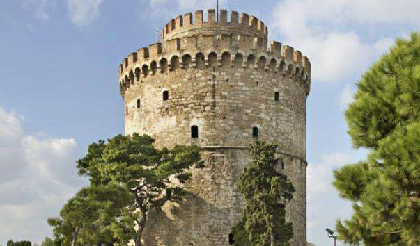Біла вежа в Салоніках