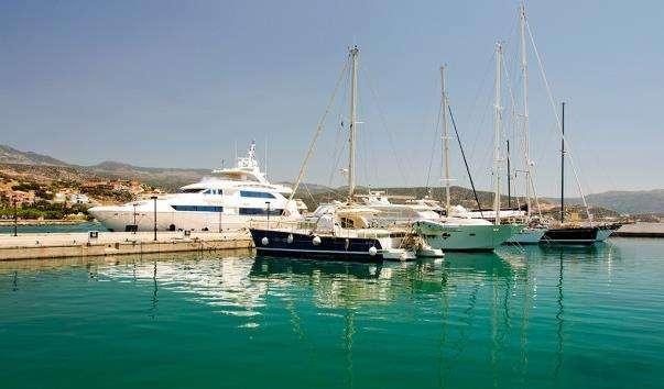 Порт Агіос Ніколаос