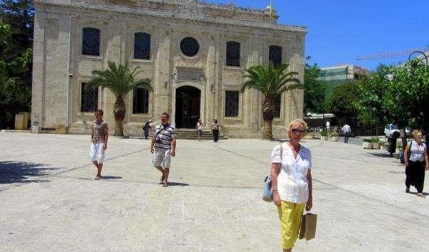 Церква Святого Тита в Іракліоні