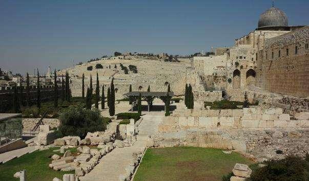 Стіни Старого міста Єрусалима