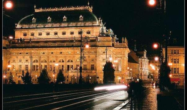 Празький національний театр