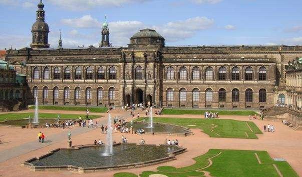 Дрезденська галерея