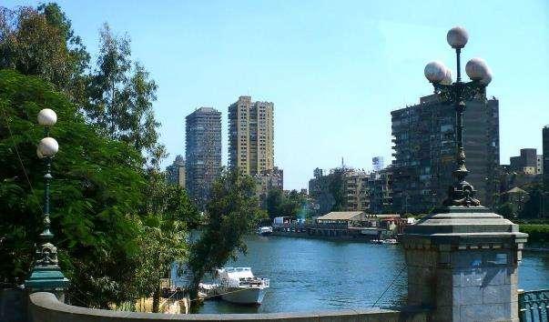 Набережна Нілу в Каїрі