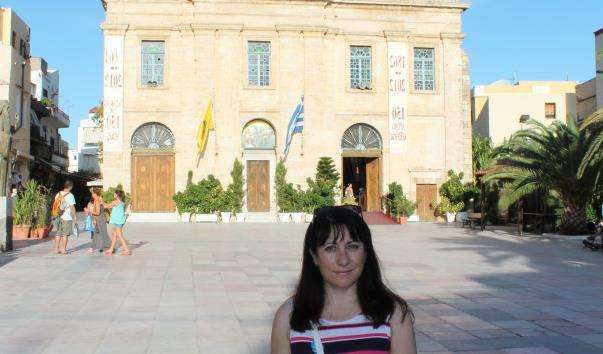 Історичний центр Ханьї