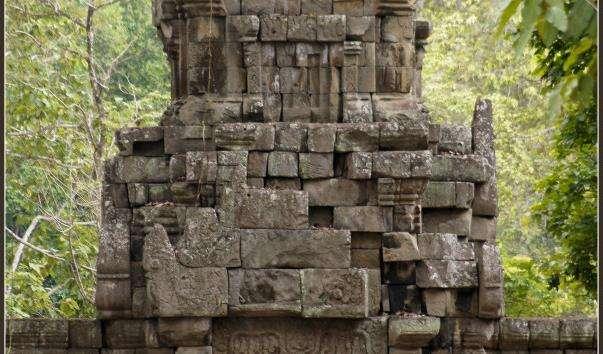 Велика столиця Ангкор-Тхом