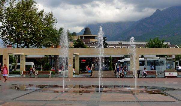 Міська площа Кемера