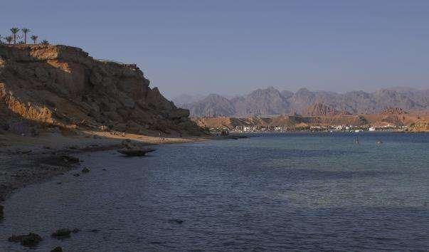 Затока Шарм ель-Майя