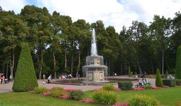 Римські фонтани