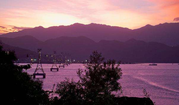 Канатна дорога до острова Хон Чє