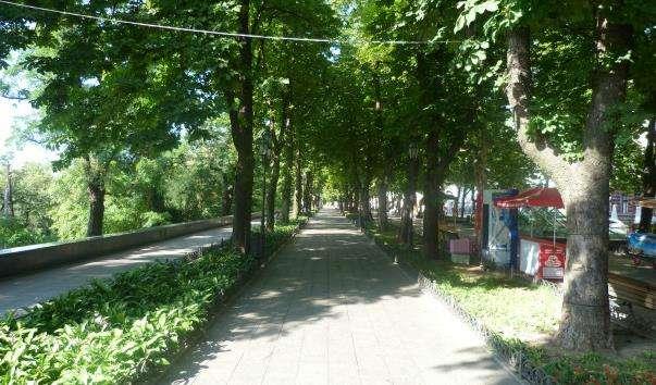 Приморський бульвар