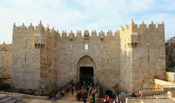 Дамаські ворота