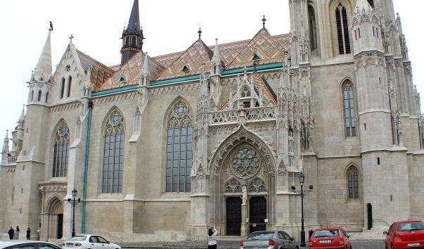 Церква Матьяша
