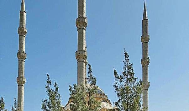 Головна мечеть Манавгата
