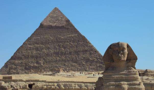 Піраміда Хефрена