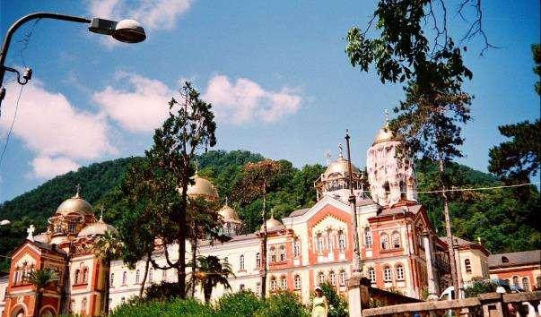 Новоафонский монастир