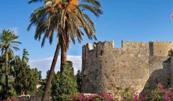 Родоська фортеця