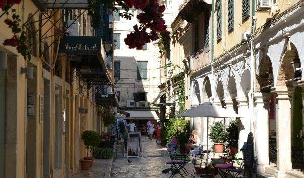 Старе місто Керкіра