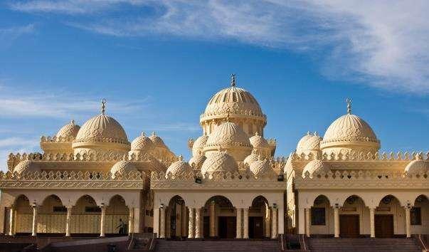 Мечеть у Хургаді