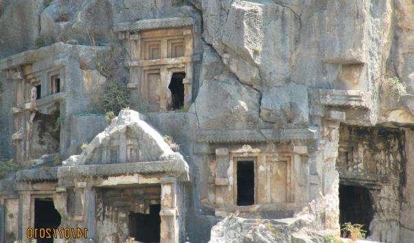 Лікійські гробниці