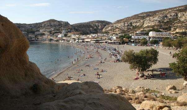 Пляж Мату