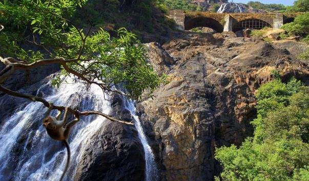 Водоспад Дудхсагар