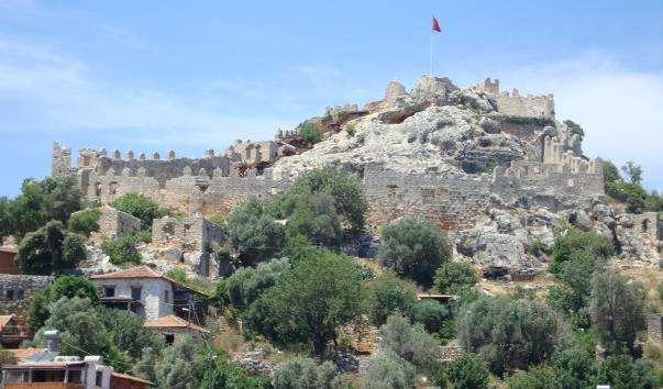 Античний місто Сімена