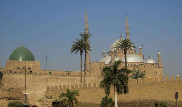 Мечеть Мохаммеда Алі