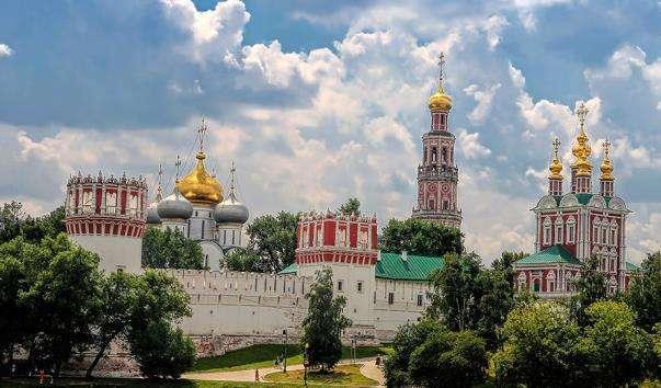 Новодівочий монастир