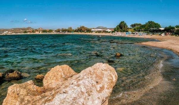 Пляж Фаліракі