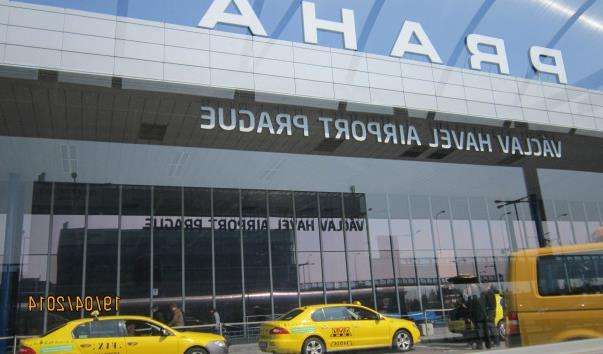 Аеропорт Прага-Рузіне PRG